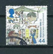 1999 England Millenium Used/gebruikt/oblitere - Oblitérés