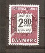 Dinamarca-Denmark Yvert Nº 893 (usado) (o) - Dinamarca