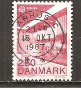Dinamarca-Denmark Yvert Nº 897 (usado) (o) - Dinamarca