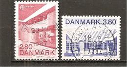Dinamarca-Denmark Yvert Nº 897-98 (usado) (o) - Dinamarca