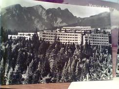 """Slovakia Vysoké Tatry/Slovacchia""""Sanatorio Vysné Hagy N1959  FW9773 - Slovacchia"""