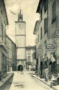 Besse-sur-issole___la Grand-rue (ecrite Au Dos En Provencal.) - Besse-sur-Issole