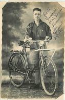 Globe Trotter - Voyage De M. Pieter François Uys Sur Bicyclette Redal En Afrique Et En Europe. - Famous People