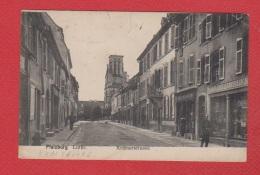 Phalsbourg  --  Kramerstrasse  -- Réparée - Phalsbourg