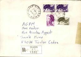 FRANCE - Enveloppe Envoyée D´une Base Aérienne - Pour étude Des Bases - Détaillons Collection - A Voir - Lot N° 21043 - Marcophilie (Lettres)