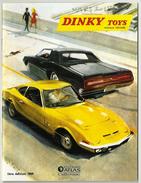 Modèles Réduits Voitures DINKY TOYS Ré-édition Du Catalogue 1969 (24 Pages) Par Ed. Atlas Collections Voiture - Dinky