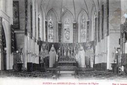 FLEURY-SUR-ANDELLE (Eure) - Intérieur De L'Eglise - Other Municipalities