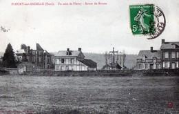 FLEURY-SUR-ANDELLE (Eure) - Un Coin De Fleury - Route De Rouen - Other Municipalities