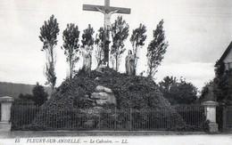FLEURY-SUR-ANDELLE (Eure) - Le Calvaire - Other Municipalities