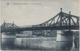 28188g   PONT DE SERAING - Jemeppe-sur-Meuse - 1909 -  SBP  5 - Seraing