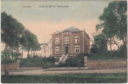 28197g  VILLA DE M E. MOTTOULLE - Jauche - Colorisé - Orp-Jauche
