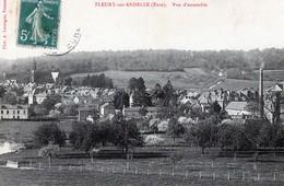 FLEURY-SUR-ANDELLE (Eure) - Vue D'ensemble - Other Municipalities