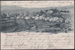 Pozdrav Iz Rakeka, General View, Mailed In 1901 - Slovenia