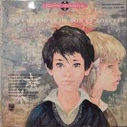 Vanina Et Vladimir 33t. 25cm *les Chansons De Bob Et Bobette* - Children