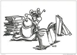 SNAIL * ANIMAL * BOOK * Csig Art A0016 * Hungary - Otros