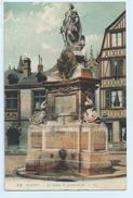 DC195 - Rouen - La Statue De Jeanne D'Arc - LL 146 - Rouen