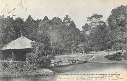 Viet-Nam - Saïgon (Ho-Chi-Minh-Ville) - Jardins Botanique - Kiosque De La Musique - Carte Précurseur - Viêt-Nam