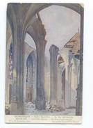 C 28  DUNKERQUE  EGLISE ST ELOI  APRES  BOMBARDEMENT - Dunkerque