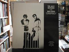 The JAZZ BUTCHER - V - Max EIDER - Conspiracy - Maxi EP - BRIT POP - 45 Rpm - Maxi-Singles