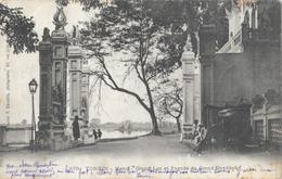 Viet-Nam - Tokin - Hanoï, Le Grand Lac Et Pagode Du Grand Bouddah - Collection P. Dieulefils - Viêt-Nam