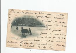 CORRIDA DE TOROS 126 GUERRITA PASANDO DE MULETA 1903 - Espagne