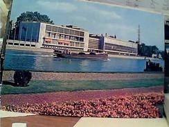 BELGIO LIEGE LIEGI MEUSE  E PALAIS CONGRES LUIK   V1980  FW9802 - Liège