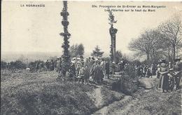 ORNE - 61 - MONT MARGANTIN - Procession E Saint Ergnier - Frankreich