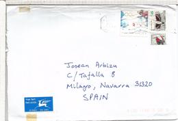 ISRAEL CC SELLO DEPORTE JUEGOS OLIMPICOS DE SYDNEY 2000 AVE PAJARO - Verano 2000: Sydney