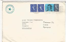 REINO UNIDO WINDSOR CC ESPERANTO A BULGARIA 1966 - Esperánto