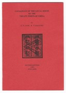 Literature: Local Issues Of Treaty Ports Of China - China