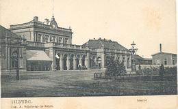 Tilburg, Station - Tilburg