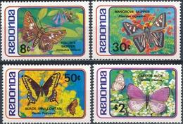 Redonda  Butterflies