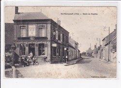 BERTHECOURT : Route De Nosilles - Etat - Francia