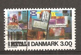 Dinamarca-Denmark Yvert Nº 929 (usado) (o) - Dinamarca
