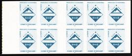 """ANDORRA 1997 Booklet 7 """"Comu D'Encamp"""" (10 X YT 485 ) Luxe** 75% Facial Price - Carnets"""
