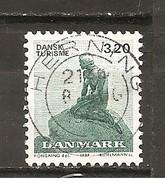 Dinamarca-Denmark Yvert Nº 947 (usado) (o) - Dinamarca