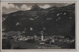 Netstal Mit Frohnalpstock - Photo: H. Schönwetter No. 1691 - GL Glarus
