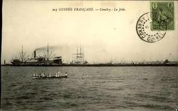 GUINEE - La Jetée De Conakry - N° 21488 - Guinée Equatoriale