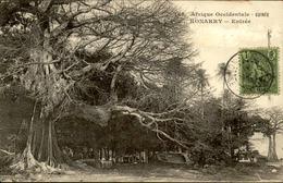 GUINEE - Entrée De Conakry - N° 21491 - Guinea Equatoriale