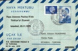 TURQUIE - Aérogramme Commémoratif - N° 21498 - Brieven En Documenten