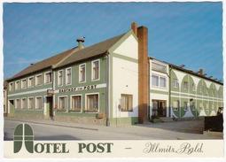 Illmitz: Gasthof ZUR POST - Apetloner Straße 2 - Burgenland - (Österreich/Austria) - Austria