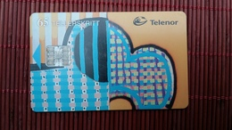 Norway Phonecard  Used  Rare