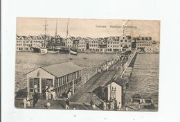 CURACAO KONINGIN EMMABURG 1917 - Curaçao