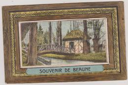 (R4G) Cote D'Or ; Souvenir De Beaune ,  Carte à Système - Beaune