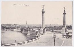 Liège  Le Pont De Fragnée - Liege