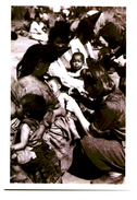 A-Hmao Preacher And Missionary's Wife Vaccinating Against Smallpox Yunnan China - Modern Unused Card - Health