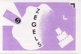 1366 / Blok Kinderzegels 1986 (100% Postfris / MNH) Met Envelop En Rebus - Period 1980-... (Beatrix)