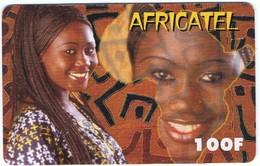 Télécarte Africatel Prépayée
