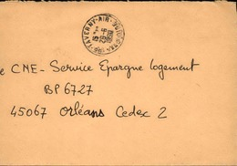 FRANCE - Enveloppe Envoyée D´une Base Aérienne - Pour étude Des Bases - Détaillons Collection - A Voir - Lot N° 21089 - Air Post