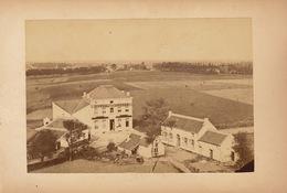 Photo Ancienne Waterloo L'hôtel Du Musée - Luoghi